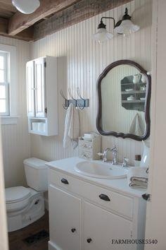 Farmhouse bathroom FARMHOUSE 5540