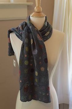 Sophie Digard - Merino Wool Scarf - New with Tags