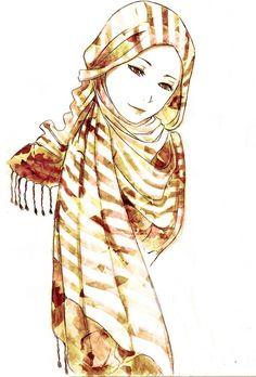 The beauty of modesty...
