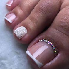 Nude Nails, Gel Nails, Men Nail Polish, French Pedicure, Fall Acrylic Nails, Toe Nail Designs, Nail Studio, Manicure, Pretty Toes