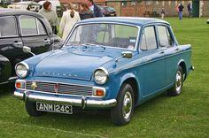Hillman Minx Series 5. My first car was a 1963 B plate