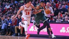 Chicago – Milwaukee : génial Giannis ! -  Après sa défaite hier à Milwaukee, Chicago voulait prendre sa revanche sur ses terres contre les Bucks dans ce derby de l'Est. Malheureusement pour les Bulls, ils ont vite sombré… Lire la suite»  http://www.basketusa.com/wp-content/uploads/2016/12/giannis-570x325.jpg - Par http://www.78682homes.com/chicago-milwaukee-genial-giannis homms2013 sur 78682 homes #Basket
