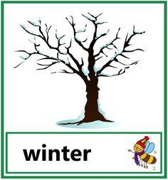 Classroom, School, Winter, Kids, Calendar, Class Room, Winter Time, Young Children, Boys