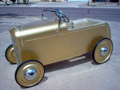 Custom Pedal Car Strollers/Wagons - Page 18 - THE H.A.M.B.