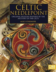 Celtic Needlepoint: Original Designs Inspired by the Artistry of the Celts by Alice Starmore, http://www.amazon.com/dp/1855852632/ref=cm_sw_r_pi_dp_EAoerb0Y8SQZT