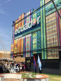 Ecuador Pavillon Expo 2015 Milano