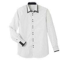 Pánská košile s dlouhými rukávy | blancheporte.cz #blancheporteCZ #blancheporte_cz #vanoce #darky #promuze #moda #vanoce T Shirt, Shirt Dress, Costume, Casual, Mens Tops, Dresses, Fashion, Polo Dress Shirts, Men Wear