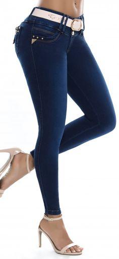 Jeans levanta cola ENE2 93375