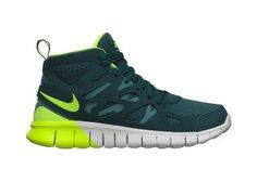 Nike Free Run 2 SneakerBoot Women's Shoe - $125