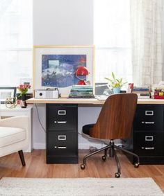 Our Style Editor's Small-Space Makeover Shows Us How It's Done