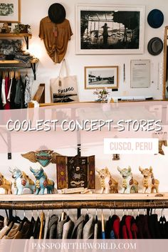 Looking for the best shopping in Cusco Peru? Cusco is a true souvenir – shopping heaven. But besides souvenirs, you will also find a number of super cool concept stores with work by Peruvian designers and artists. This is a list with the nicest concept stores and shops in Cusco Peru.