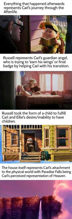A Theory About Pixar