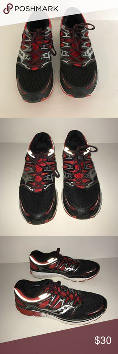 Saucony running sneakers Saucony running sneakers Model S2 0262–2 size USA 13 UK 12 EUR 48  ISO series Triumph Saucony Shoes Sneakers