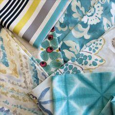 Warwick fabrics prints Warwick Fabrics, Colour Inspiration, Colour Combinations, Curtain Fabric, Printing On Fabric, Upholstery, Australia, Blanket, Prints