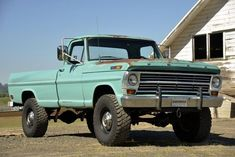 Bid for the chance to own a No Reserve: 1968 Ford at auction with Bring a Trailer, the home of the best vintage and classic cars online. Old Pickup Trucks, Lifted Chevy Trucks, Lifted Ford Trucks, Pickup Car, Farm Trucks, Cool Trucks, Big Trucks, Small Trucks, Diesel Trucks