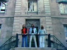 Bee Gees...Stayin' Alive ...                                http://www.youtube.com/watch?v=I_izvAbhExY