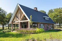 Tubbergen Houses, Cabin, House Styles, Home Decor, Homes, Decoration Home, Room Decor, Cabins, Cottage