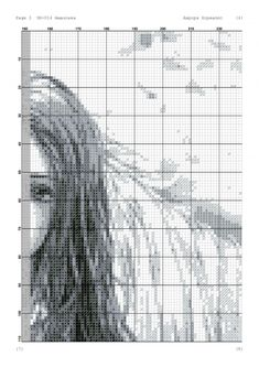 Zz Cross Stitch, Artwork, Style, Horse, Cross Stitch Pictures, Dots, Animals, Girls, Women
