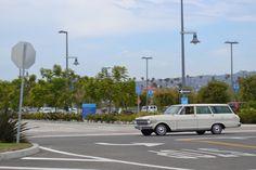 Street Spot: Wagon on the Move