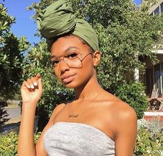 for all things natural hair + care! Curly Hair Styles, Natural Hair Styles, Turban Style, Bad Hair Day, Black Girls Hairstyles, Hair Accessories For Women, Scarf Hairstyles, Your Turn, Black Is Beautiful