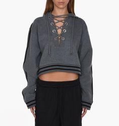 caliroots.com x Fenty by Rihanna Rising Sun Lacing Sweatshirt Puma 573416-03  259545