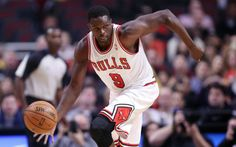 Bulls Ship Luol Deng to Cavaliers for Andrew Bynum — In a somewhat surprising move, the Bulls sent All-Star Luol Deng to the Cavs for injury-riddled Bynum.