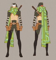 Masamune Gotou - Outfit. by MizaelTengu.deviantart.com on @deviantART