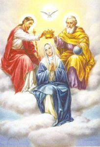 Glorious Mystery #5 - Coronation of The Blessed Virgin Mary