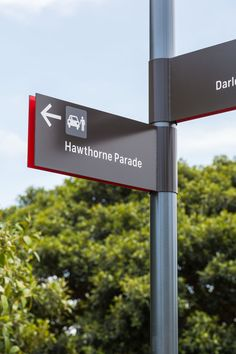 Transport for NSW, Light Rail Stations Environmental Graphic Design, Environmental Graphics, Hospital Signage, Light Rail Station, Signage Board, Lanscape Design, Wayfinding Signs, Sign System, Directional Signs