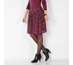 Sukňa s potlačou | vypredaj-zlavy.sk #vypredajzlavy #vypredajzlavysk #vypredajzlavy_sk #sako #sukne #vyprodej #slevy Waist Skirt, High Waisted Skirt, Skater Skirt, Skirts, Fashion, Moda, High Waist Skirt, Fashion Styles, Skirt