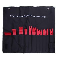 Professional Vehicle Car Door Dash Trim Tool Panel Molding Clip Retainer Removal Pry Tool Set Car Auto Tools Kit E Hand Tool Kit, Tool Set, Hand Tools Names, Panel Moulding, Door Trims, Car Tools, Car Set, Kit Cars, Cleaning Kit