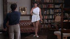 Jeanne Moreau in Truffaut's The Bride Wore Black (1968) #jeannemoreau #truffaut #thebrideworeblack #whiteonwhite