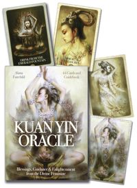 Kuan Yin Oracle. This one is definitely on my wishlist!