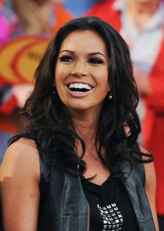 "Melissa Rycroft Photo - ""Dancing With The Stars"" Finalists Visit ABC's Good Morning America"