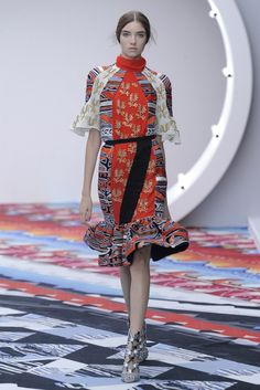 Peter Pilotto RTW Spring 2013 - Runway, Fashion Week, Reviews and Slideshows - WWD.com