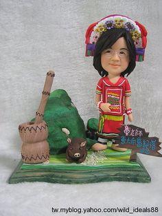 POLYMER CLAY dolls | Flickr - Photo Sharing!
