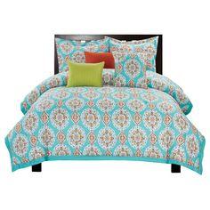 Found it at Wayfair - Seraphina 6 Piece Comforter Set http://www.wayfair.com/daily-sales/p/Jewel-Tone-Bedding-Seraphina-6-Piece-Comforter-Set~LXH1612~E18280.html?refid=SBP.rBAZEVSxFJ0DziBX1EjKAlZ1u6PXA0qdr9lfdVF0MfE