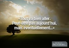 Les Beaux Proverbes – Proverbes, citations et pensées positives » » Espoir