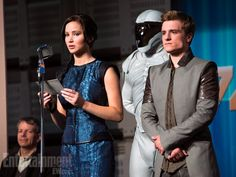 #HungerGames #CatchingFire New still 2