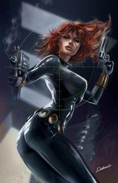Black Widow - Cris Delara