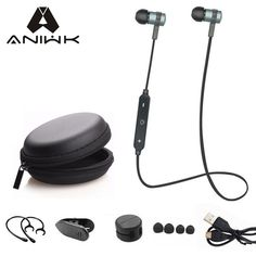Aniwk Sport Running Bluetooth Headset Wireless Earphone Headphone Bluetooth Earpiece With Mic  Stereo Earbuds For all phone     Tag a friend who would love this!     FREE Shipping Worldwide     {Get it here ---> http://swixelectronics.com/product/aniwk-sport-running-bluetooth-headset-wireless-earphone-headphone-bluetooth-earpiece-with-mic-stereo-earbuds-for-all-phone-2/ | Buy one here---> WWW.swixelectronics.com