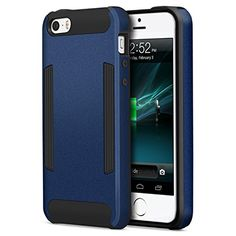iPhone 5S Case - iKare Armor Case for iPhone 5/5s Non Sli...