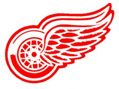 Detroit Red Wings. I ❤hockey!
