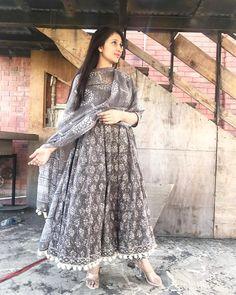 "1,809 Likes, 65 Comments - GulaboJaipur (@gulabo_jaipur) on Instagram: ""Star like in @gulabo_jaipur astarAnarkali, doriya Dupatta and pajama ||| #buynow #bestfromjaipur…"""