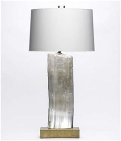 Mineral Lamp Brenda Houston