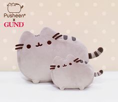 BIG NEWS! Pusheen has partnered with GUND! You can adopt your very own Pusheen here. These brand new Pusheen plush toys by GUND are higher quality and more affordable than ever before. They are super...
