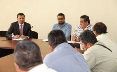 Establece Dip. Local Samuel Gurrión Matías agenda de trabajo con autoridades de San Francisco del Mar, Istmo.
