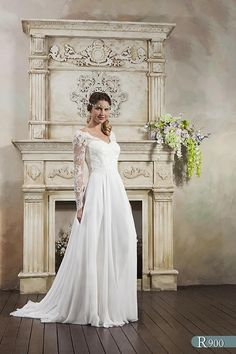 Anoushka stocked by brides of york