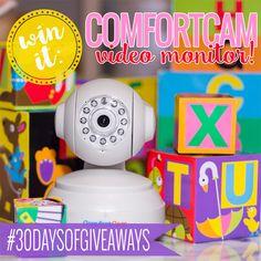 Win It: ComfortCam Video Monitor! » Daily Mom