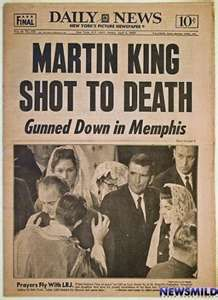 Martin Luther King Jr. assassination 45 years later - Bellingham ...
